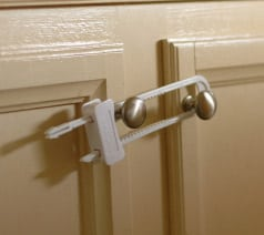 Exceptionnel Childproof Cabinet Lock