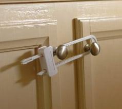 Childproof Cabinet Lock