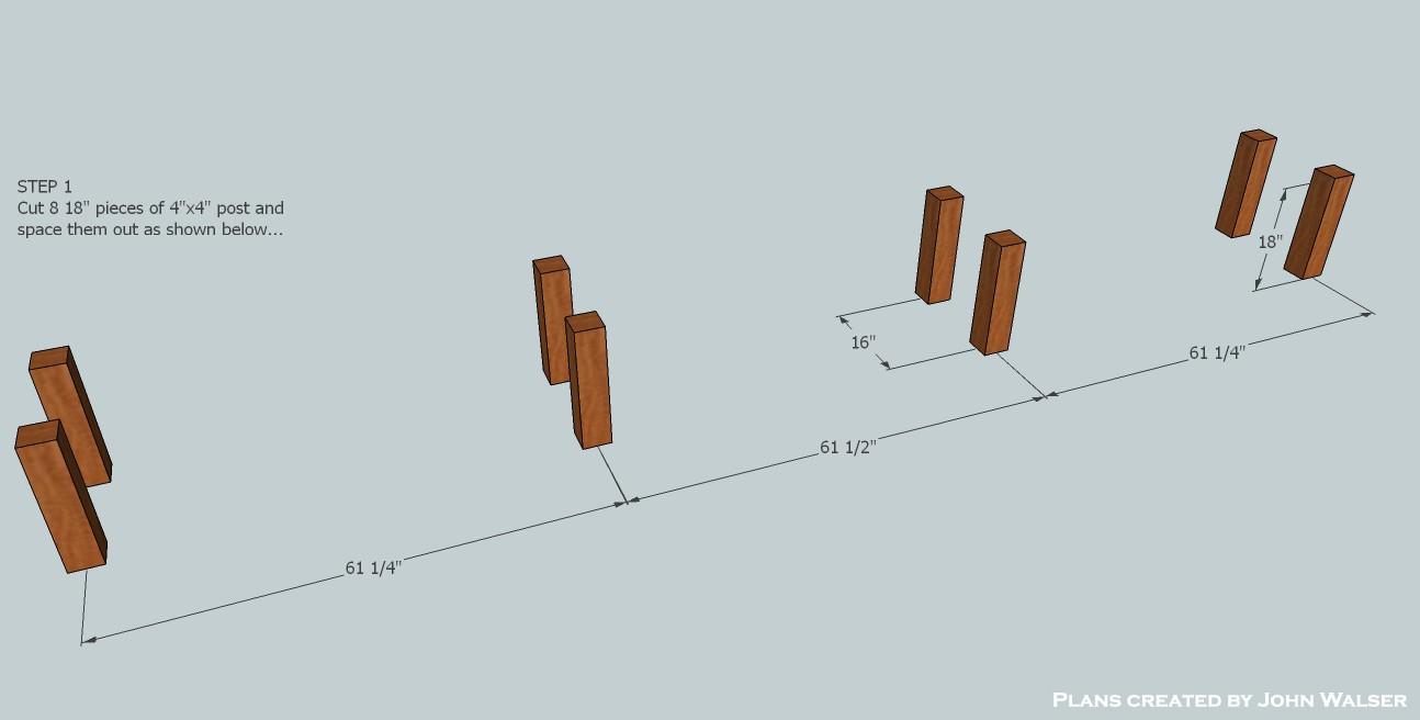 How to Build a Deck Storage Bench | The Bathroom Vanity, Shower Door ...