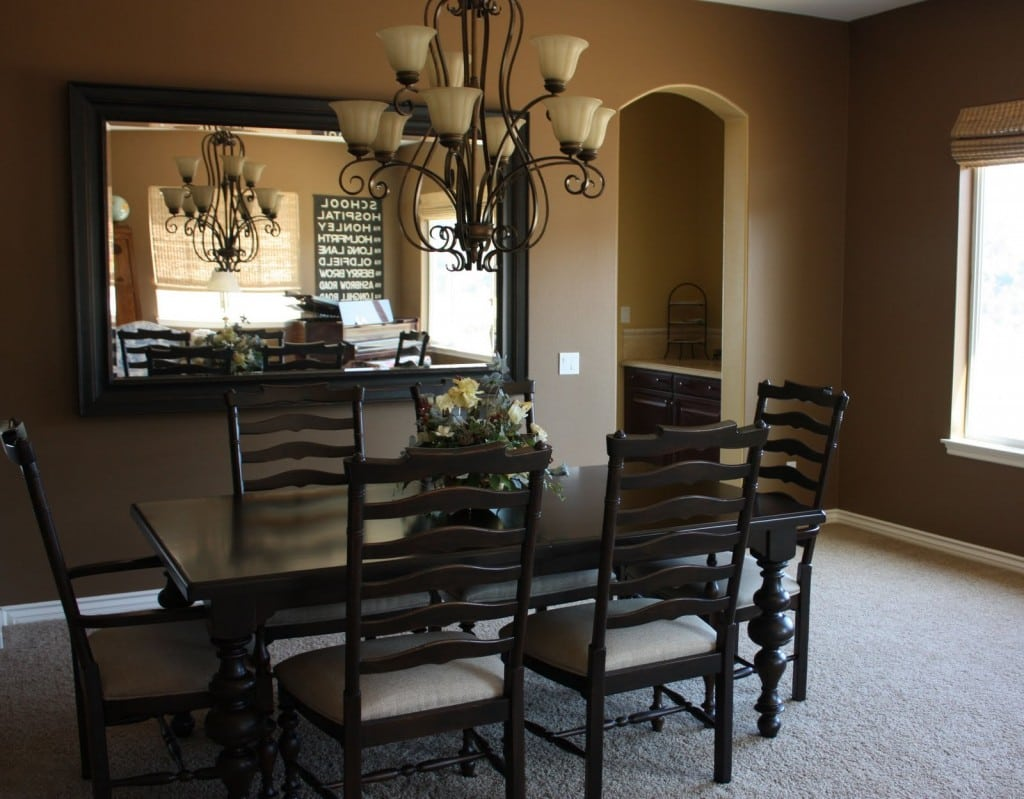 my first place help with kitchen and dining room colors