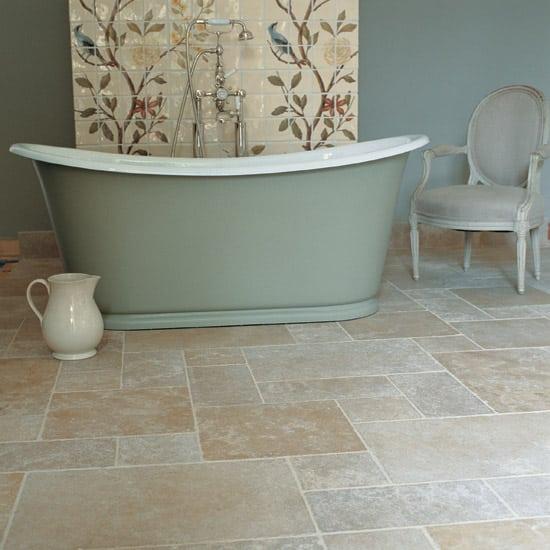 Tile Vs Linoleum The Pros Cons Bath Granite Denver
