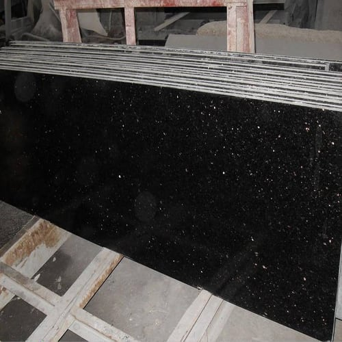 granite spotlight black galaxy granite denver shower. Black Bedroom Furniture Sets. Home Design Ideas