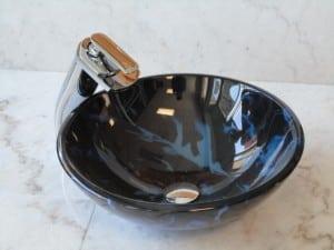 stone vessel sink denver