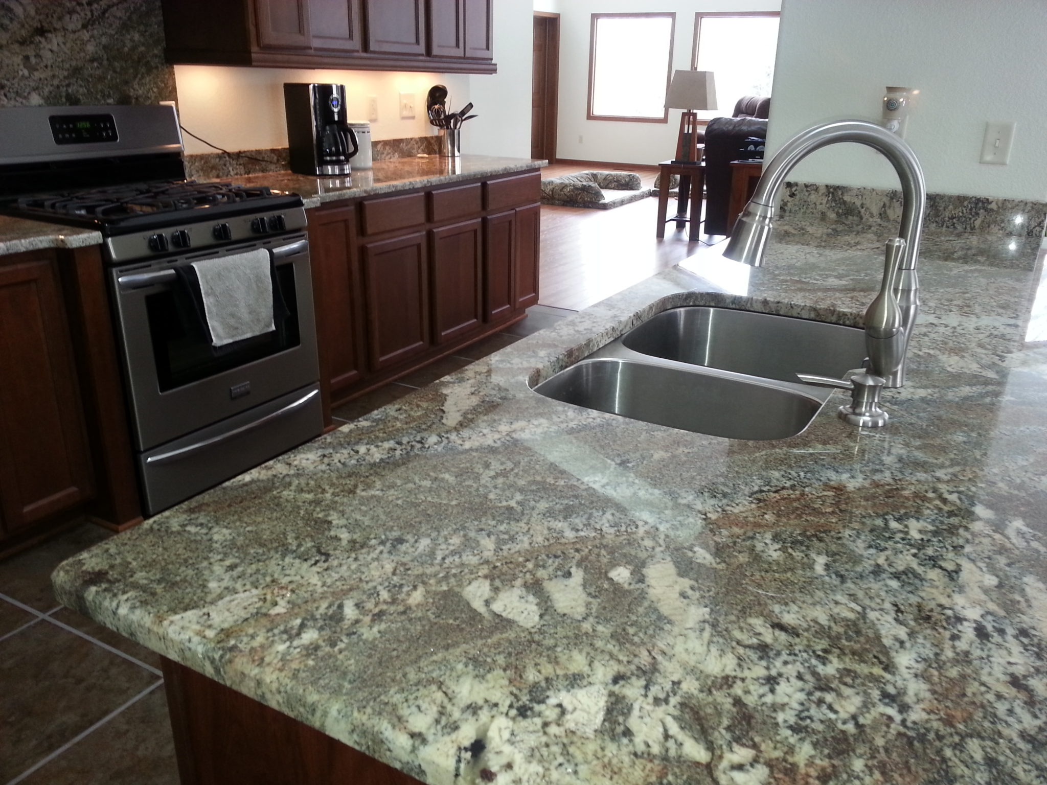 Kitchens With Granite Denver Kitchen Countertops Denver Shower Doors Denver Granite