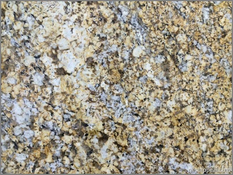 Choco Yellow Granite