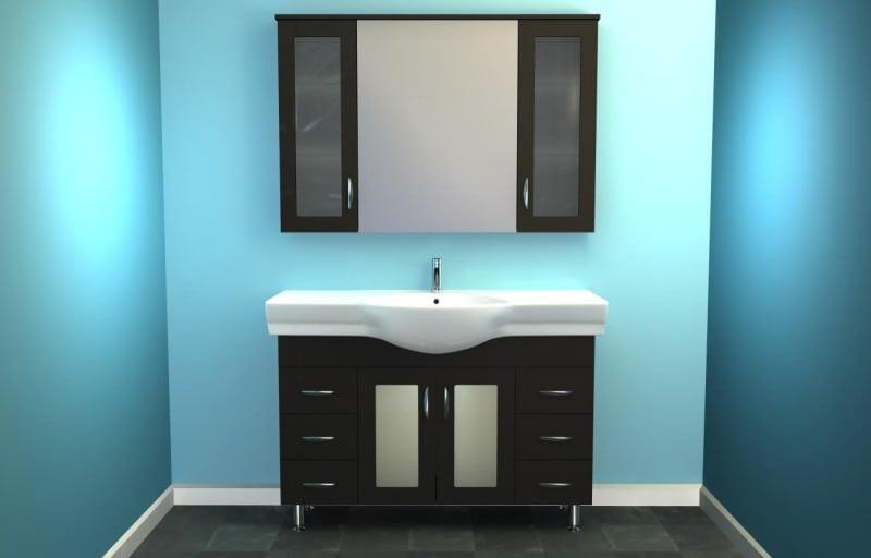 Colorado Springs Bathroom Cabinets | Bath & Granite Denver