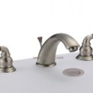 voda faucet short harbor brushed nickel
