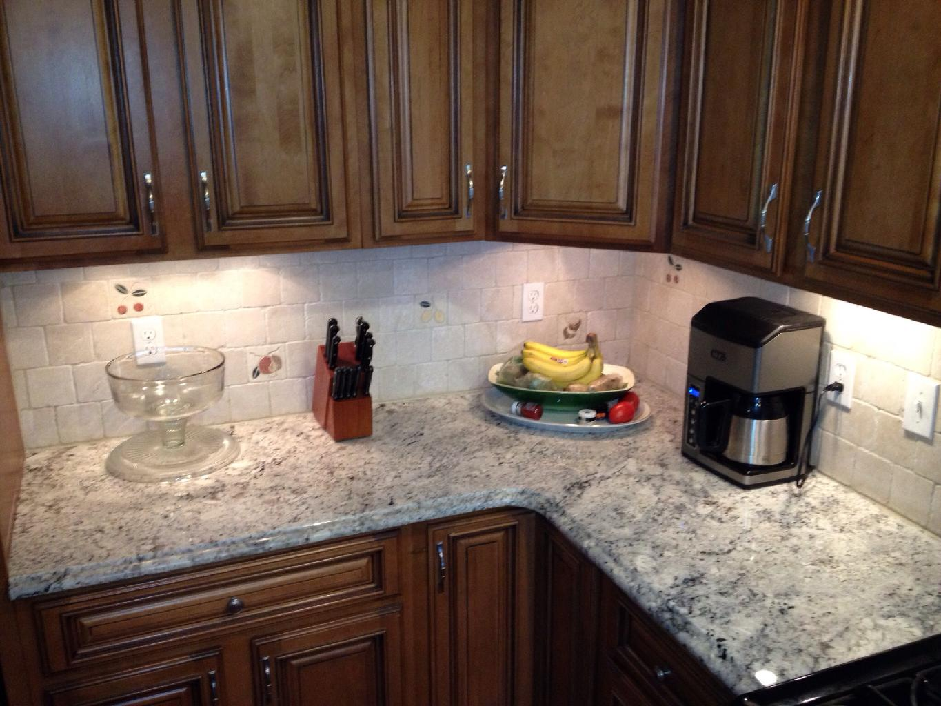 White Ice Granite 1 Bath Granite Denver