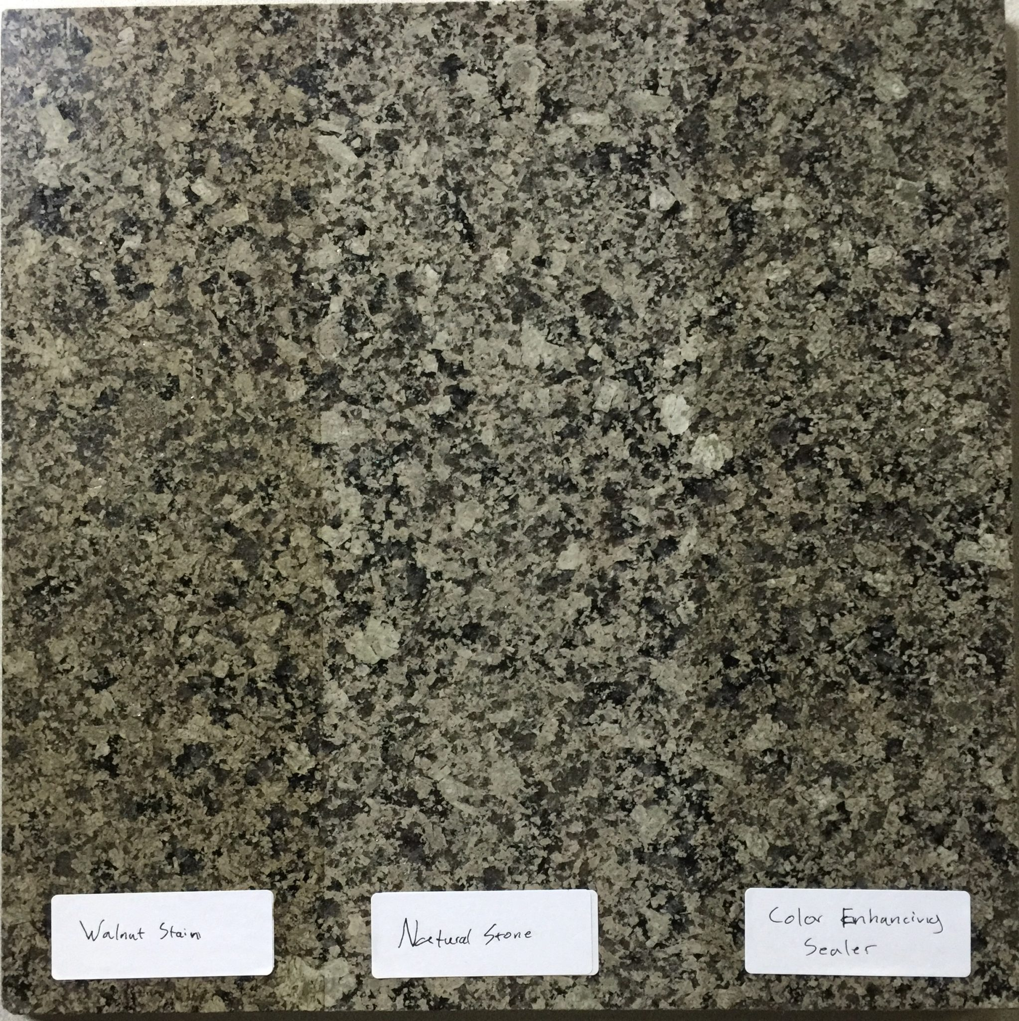 How To Stain Granite Tile Enhance Color