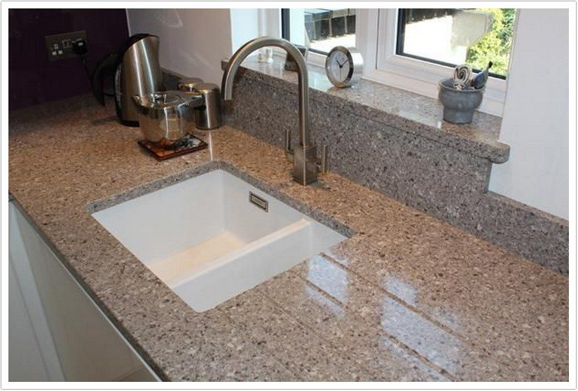 Alpine Msi Quartz Bath Granite Denver