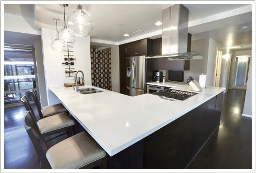Commercial Kitchen In Residential