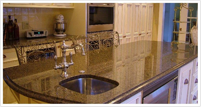 Desert Brown Granite Bath Amp Granite Denver