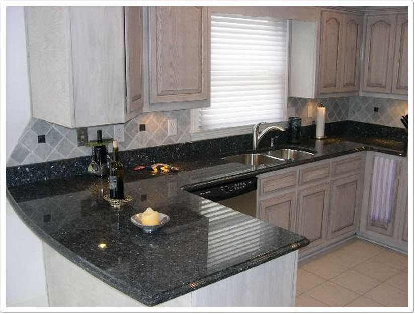 Deep blue pearl granite denver shower doors denver granite countertops