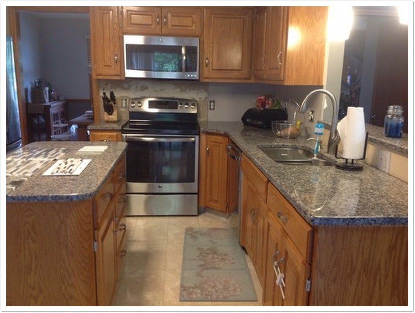 Kitchen Cabinets Caledonia