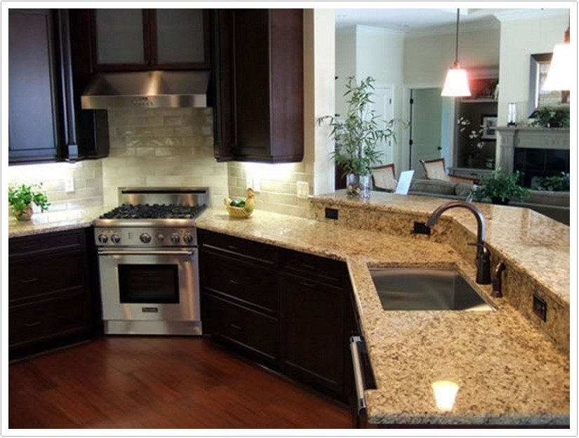 Venetian gold granite denver shower doors denver granite countertops