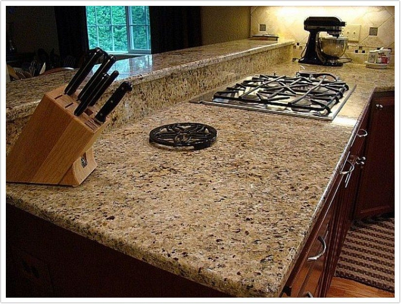 Venetian Gold Granite - Denver Shower Doors & Denver ...