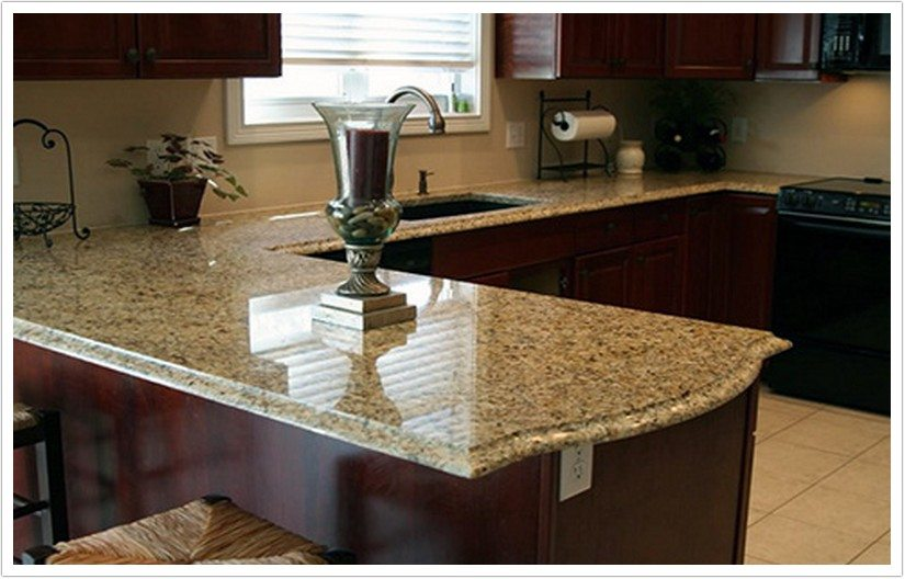 White Cabinets Black Granite Countertops Kitchen