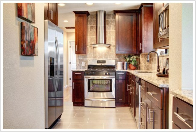 Java coffee maple denver shower doors denver granite for Kitchen cabinets denver
