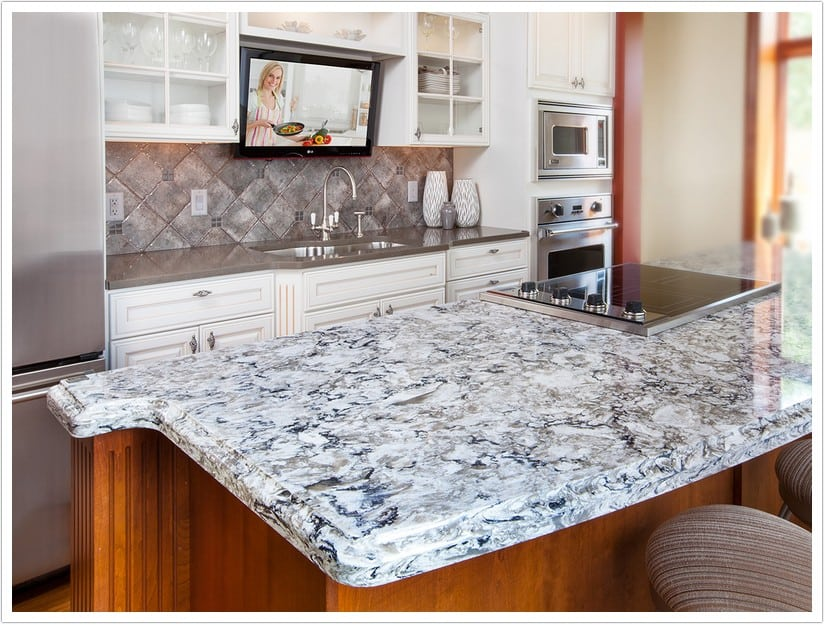 Bellingham Cambria Quartz Denver Shower Doors Amp Denver Granite Countertops