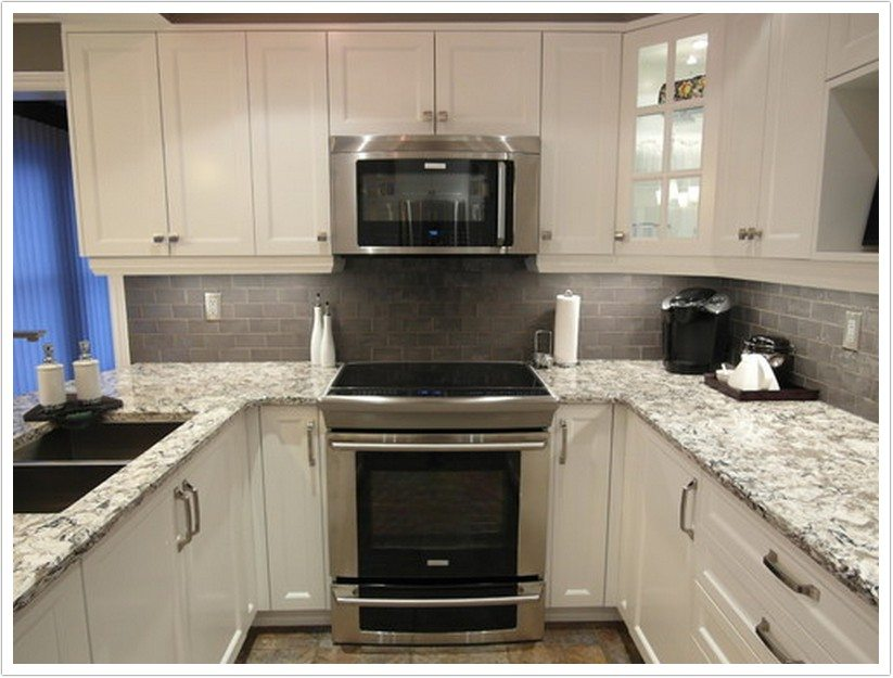 Country Kitchen Tile Countertops