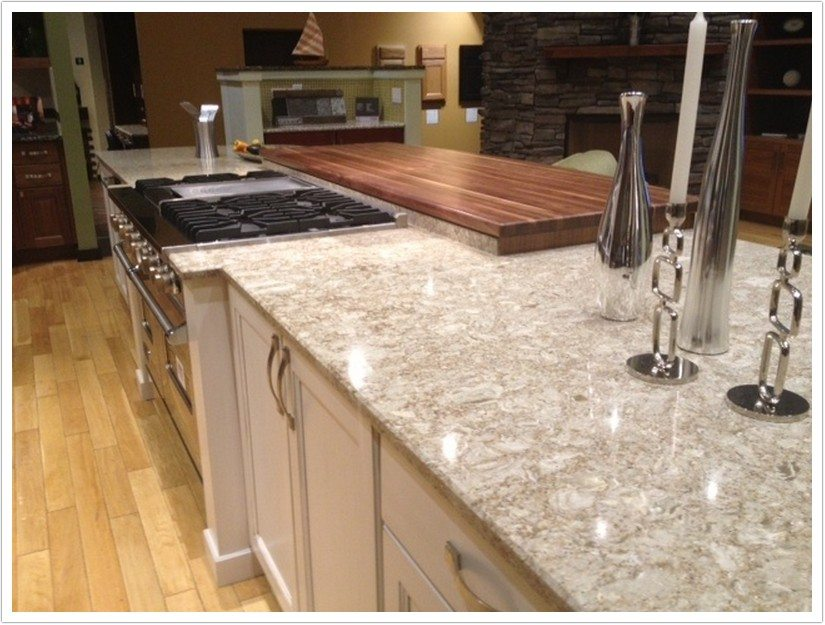Denver Kitchen Countertops Berkeley Cambria Quartz 001