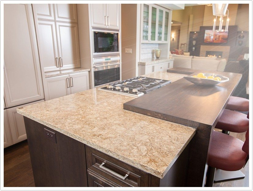 Photos Of Countertops That Go Well With White Kitchen Cabinets