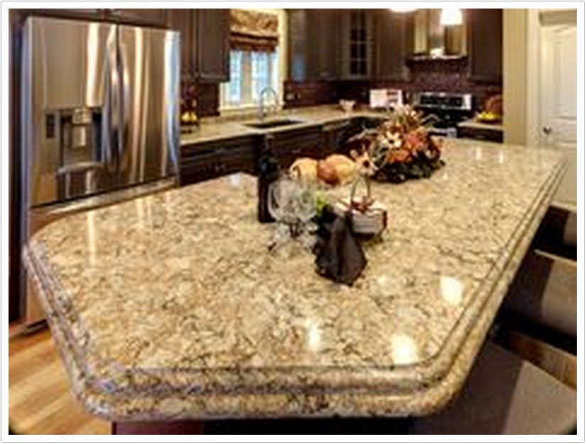 Granite Countertops In Country Kitchens