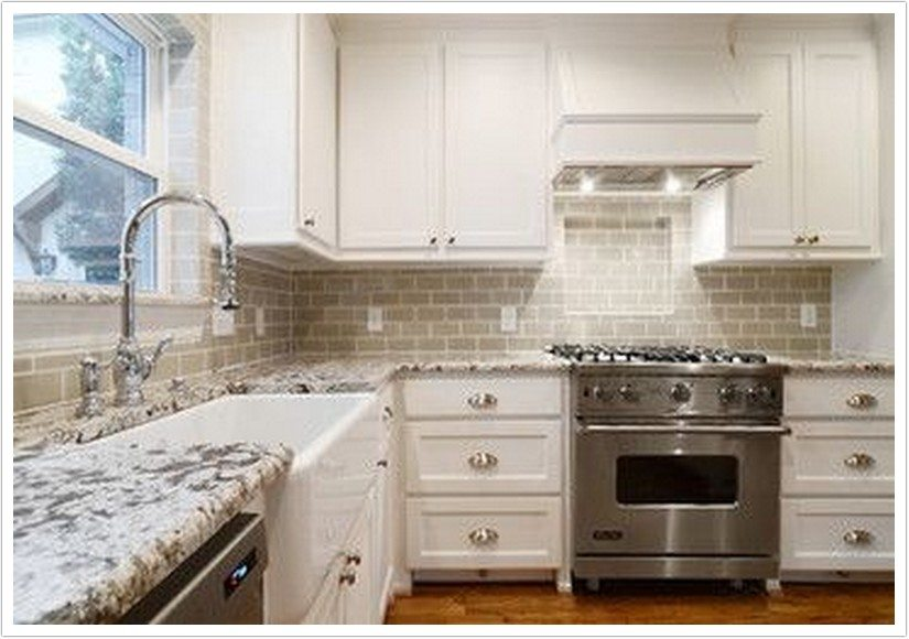 Denver Kitchen Countertops Bianco Antico 005