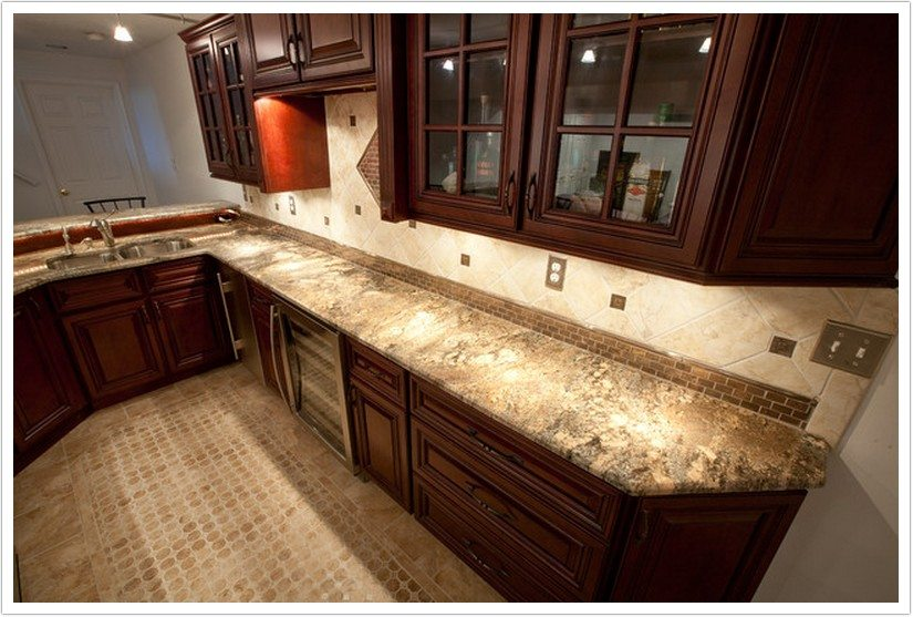 Denver Kitchen Countertops Bordeaux River 005