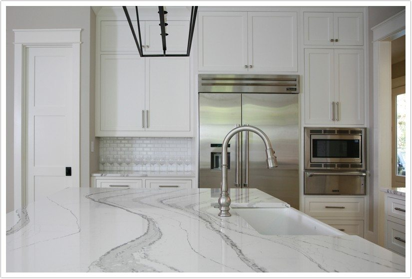 Brittanicca Cambria Quartz Denver Shower Doors Amp Denver