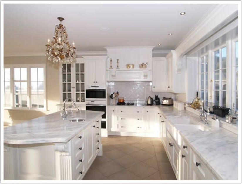 Calacatta White Marble Denver Shower Doors Amp Denver Granite Countertops