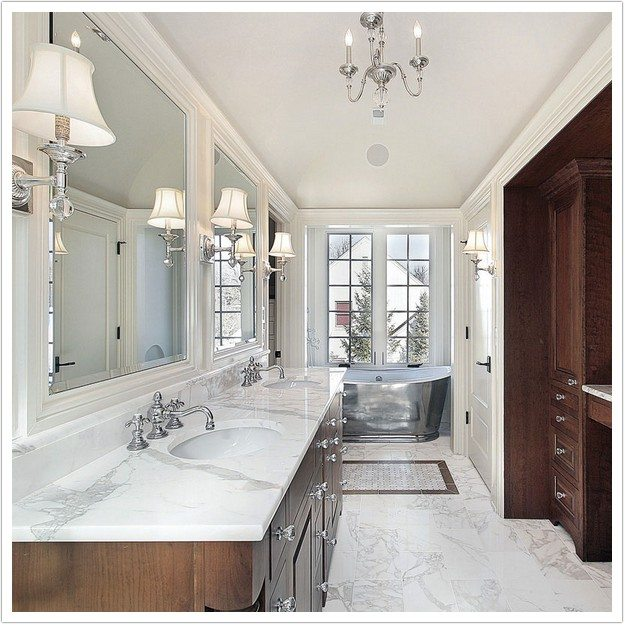 Calacatta White Marble Denver Shower Doors Amp Denver