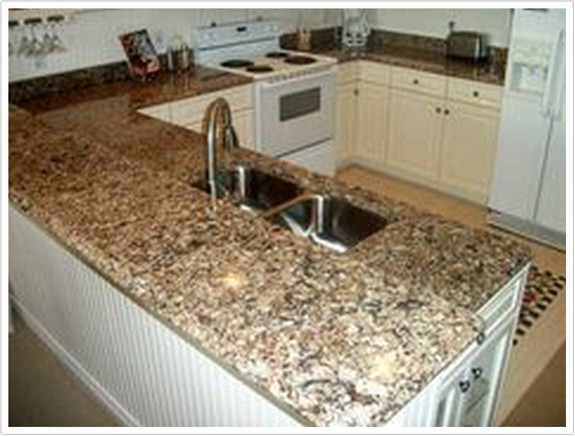 Pictures Of Kitchen Sinks With Granite Countertops