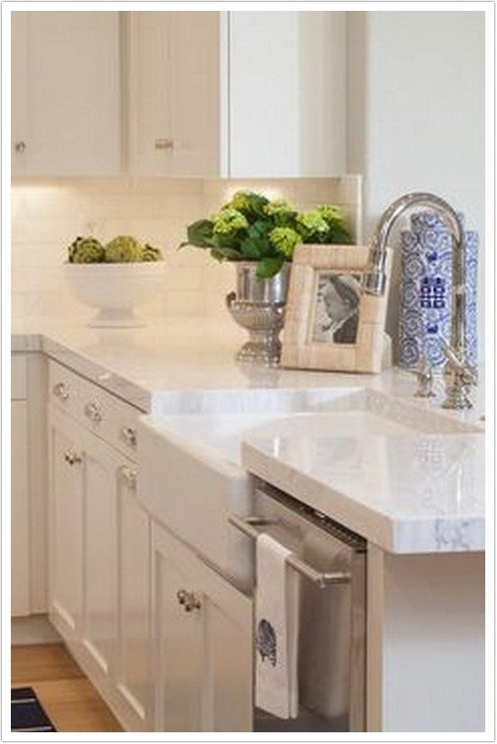 Denver Kitchen Countertops Carrara Grigio 001
