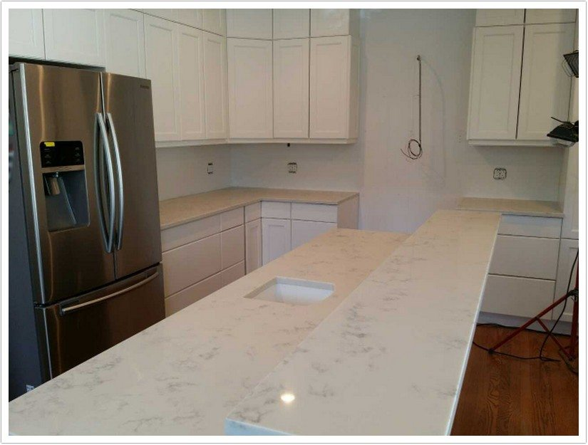Denver Kitchen Countertops Carrara Grigio 004