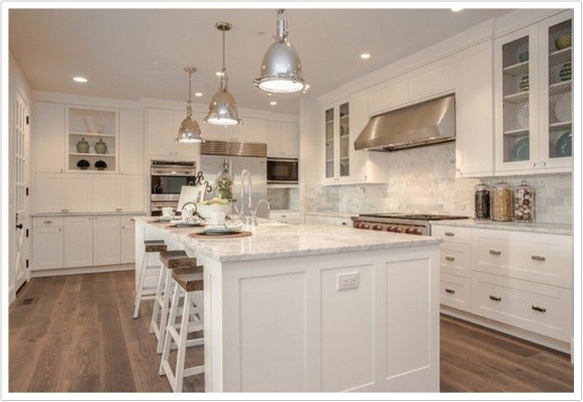Marble Quartz Kitchen Countertops