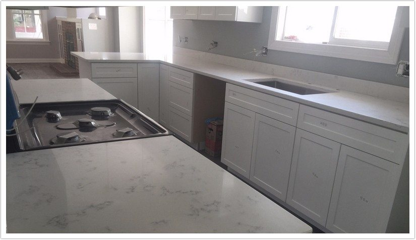 Denver Kitchen Countertops Carrara Grigio 016