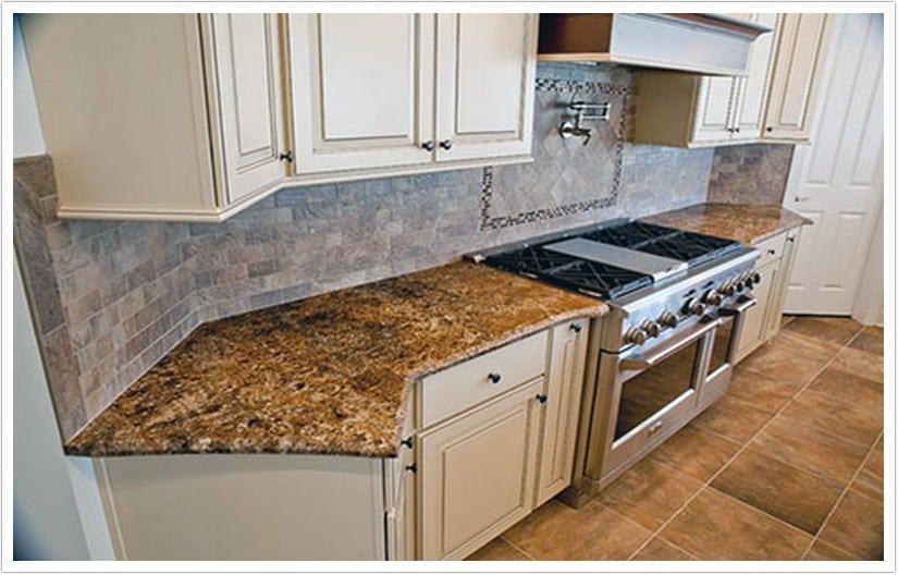Countertop Yellowing : denver-kitchen-countertops-choco-yellow-001