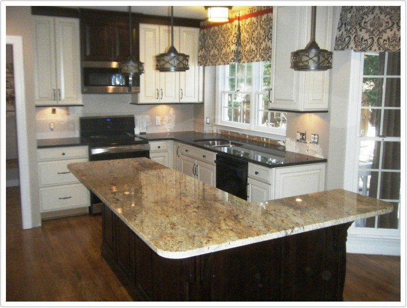 Colonial Gold Granite
