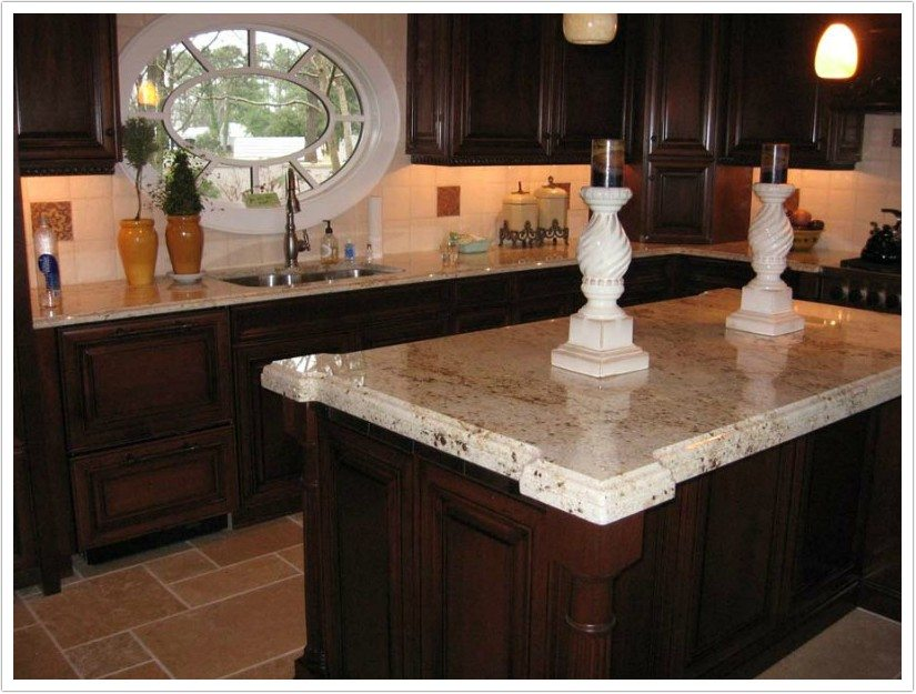 Denver Kitchen Countertops Colonial Gold 007