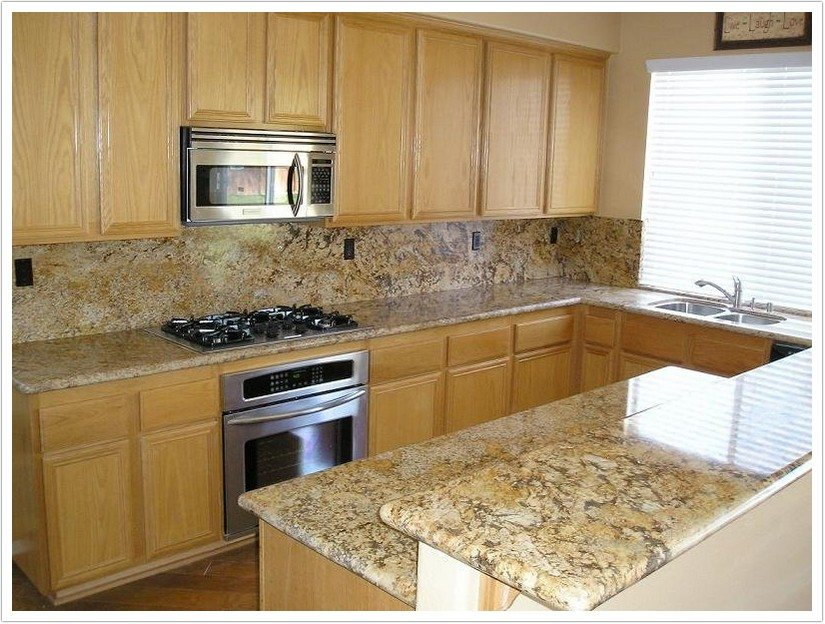 Choice Granite Kitchen Cabinets