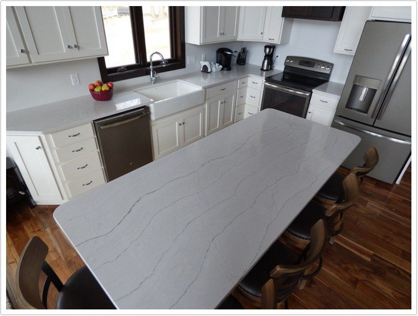 Denver Kitchen Countertops Ella Cambria Quartz 003