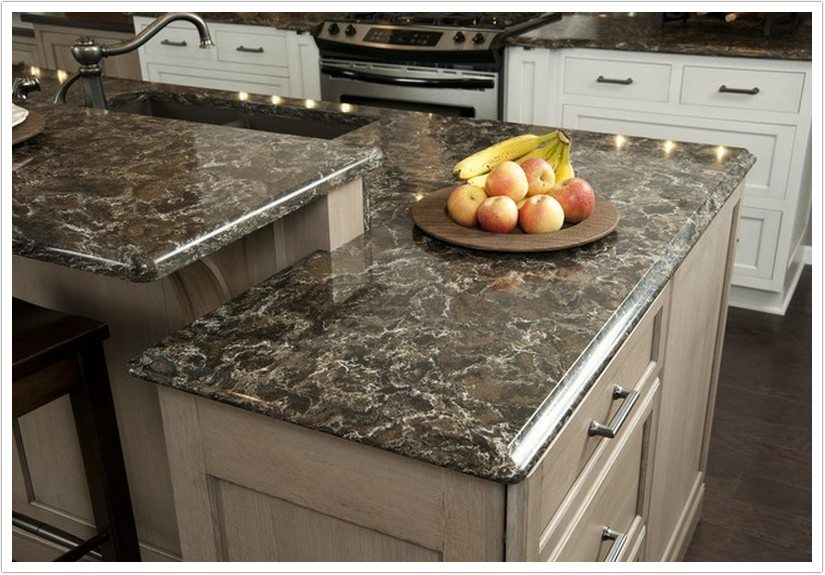 kitchen quartz cambria countertops costco prices colors