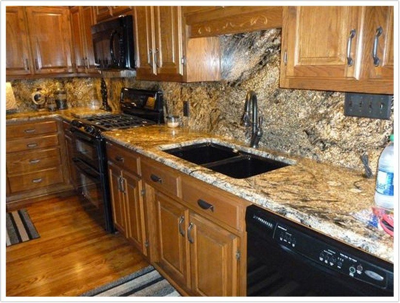 Denver Kitchen Countertops Magma 001