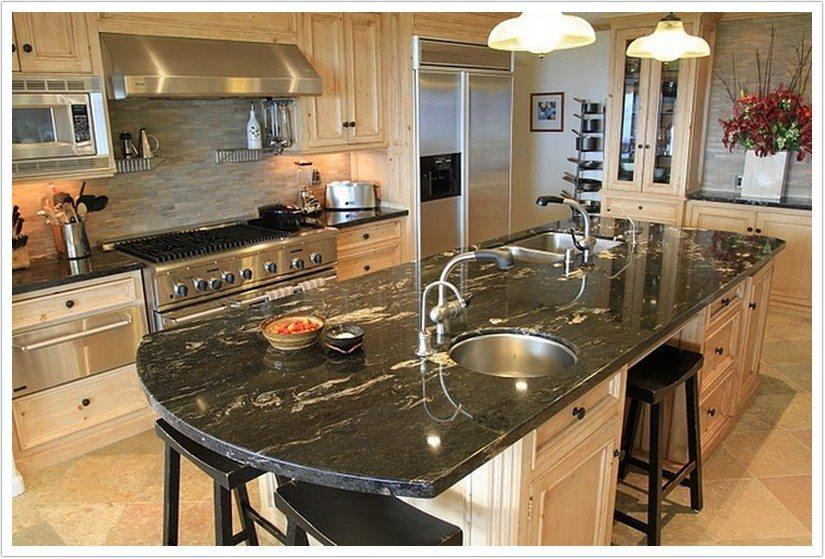 Titanium Black Granite Bath Amp Granite Denver