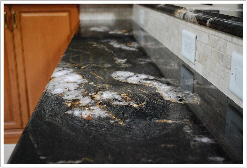 Titanium Black Granite Bath Amp Granite Denver