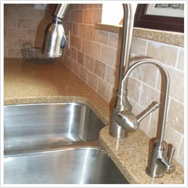 Country Look Kitchen Faucets