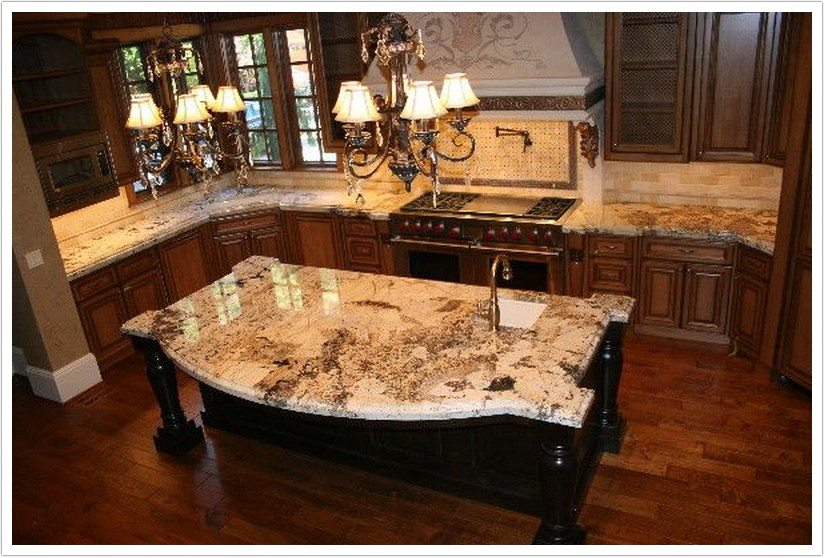 Denver Kitchen Countertops Vintage Granite 001