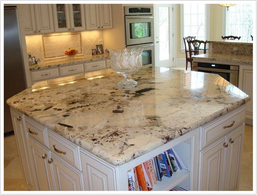 Superbe Denver Kitchen Countertops Vintage Granite 003