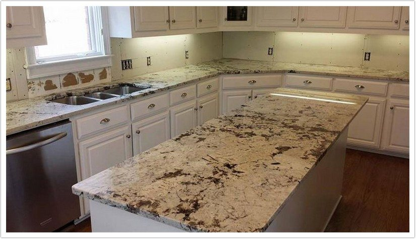 Superieur Denver Kitchen Countertops Vintage Granite 005